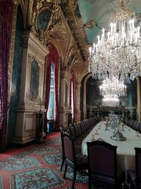 Appartement Napoléon 3 Louvre