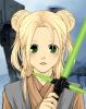 OC Star Wars : Kaelys Lacrima