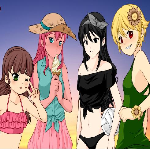 Creepy fic : chapitre 11 : Souvenirs d'été (Herobrine X Reader)