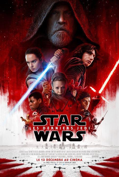 Star Wars VIII : les Derniers Jedi~♥♥