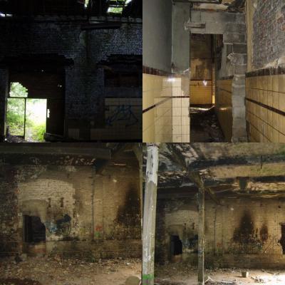 Etrange maison abandonn e groupe paranormal de belgique - Maisons abandonnees belgique ...
