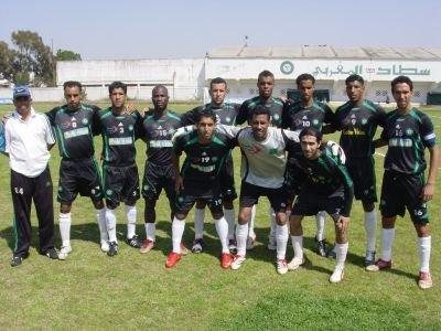 tjr avec stad marocain