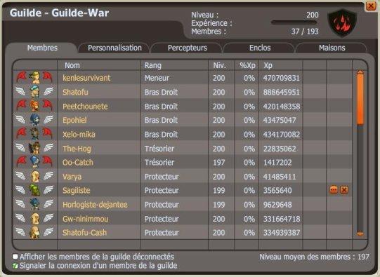 Guilde-War 200