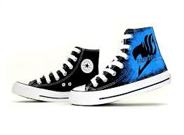 chaussures fairy tail