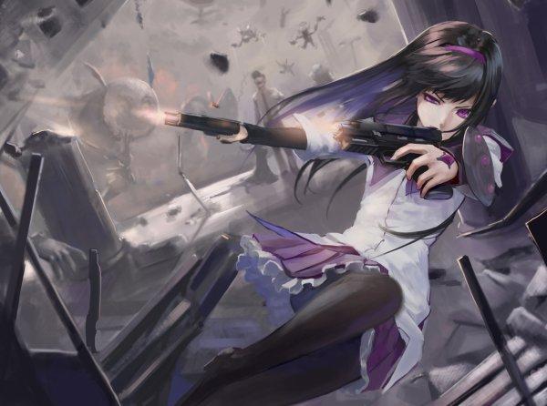 Mahou shojo Madoka Magica