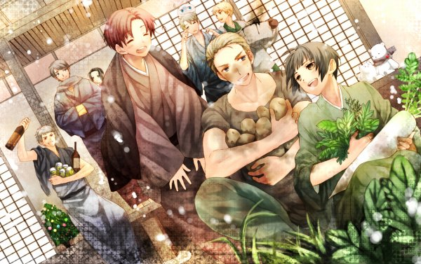 Axis Power Hetalia / Hetalia
