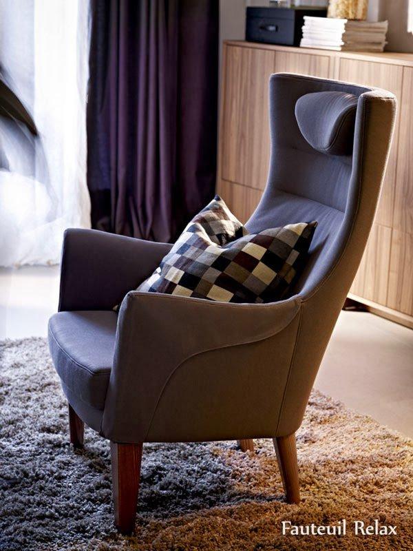 fauteuil scandinace de collection stockhalm les meilleurs des fauteuils relaxation. Black Bedroom Furniture Sets. Home Design Ideas