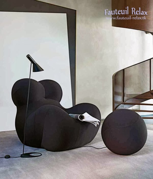 fauteuil relax design par gaetano pesce les meilleurs. Black Bedroom Furniture Sets. Home Design Ideas