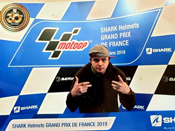 Djoudy Love au MotoGP 2019