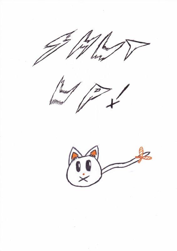 Bordel + dessins de cours (chuuuut)