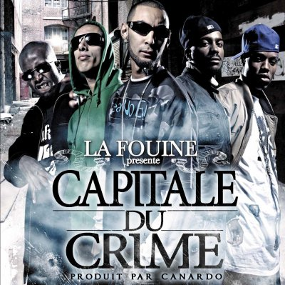 Fan de *La Fouine*