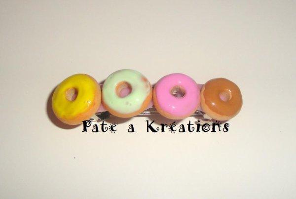 barette donuts