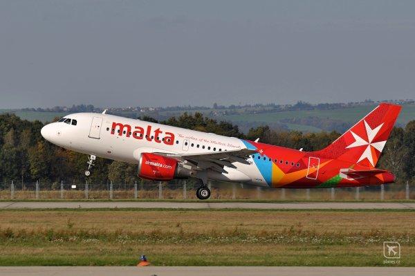 Air Malta Airbus A319-112