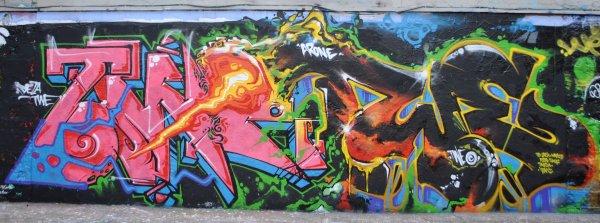 Deza Arone TWE Crew