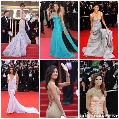 Eva a Cannes