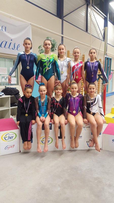 Championnat départemental individuelles