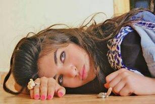 belle fille sur maroc