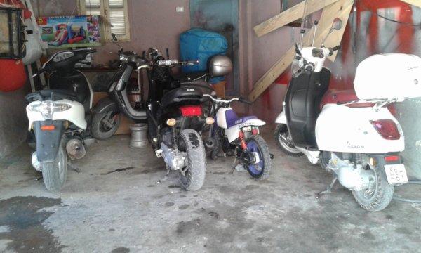 La Garage *_____*