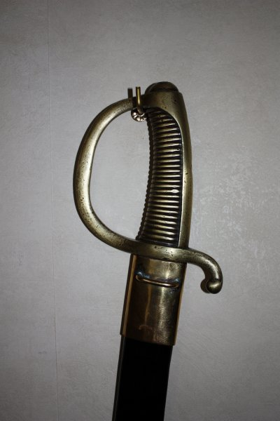 Sabre briquet 1er empire