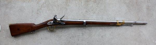Mousqueton de cavalerie modèle AN 9
