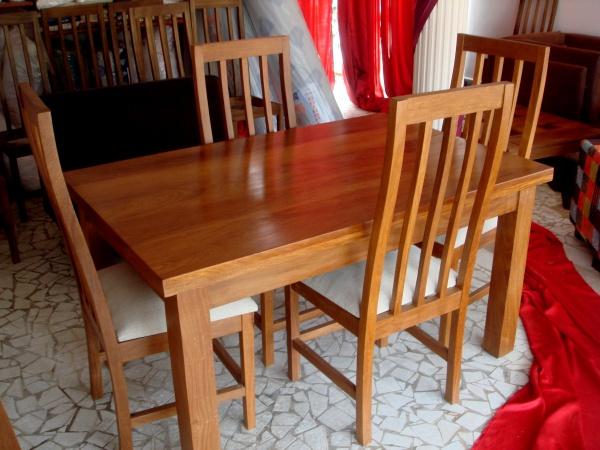Table A Manger 4 Places En Bois Dimb Blog De Qualte Sept Design