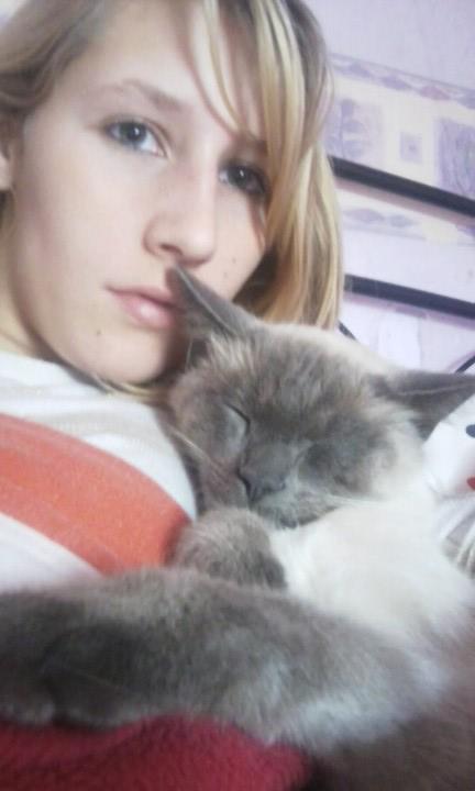 *Moi et bébé Snouk