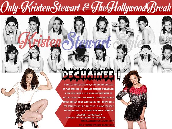 Analyse du look de Kristen Jaymes Stewart, et de son évolution par O-KS & THB ! Article en collaboration avec Only-KristenStewart, ta source sur la magnfique Kristen J. Stewart, enjoy!