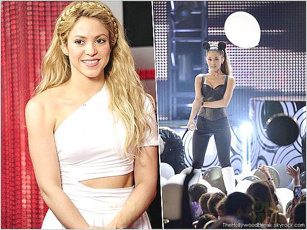 _'PEOPLE'_  |  De nombreux people étaient présents aux Radio Disney Music Awards le 27 Avril 2014 à Los Angeles.