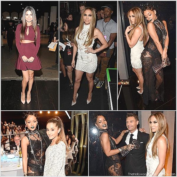 _'PEOPLE'_  |  Une foule de célébrité s'est rendue aux iHeartRadio Music Awards 1e Mai 2014 à Los Angeles.