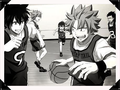 Chapitre 7: La parade du basket.