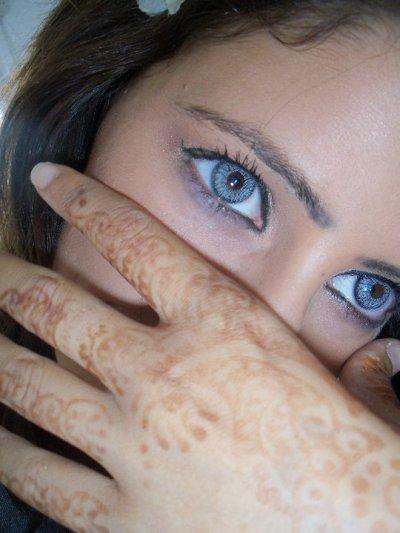 ojos turcos