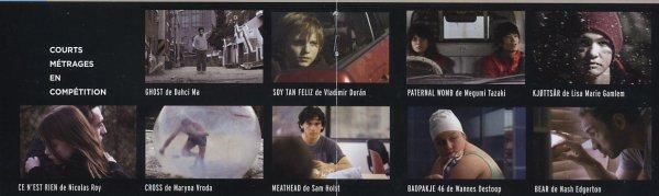 Samedi 21 mai 2011: les films
