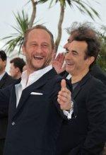 Mardi 22 mai 2012 à #Cannes, soleil et Poelvoorde