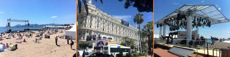 Mercredi 23 mai 2012 à #Cannes : courts, moyens et longs métrages