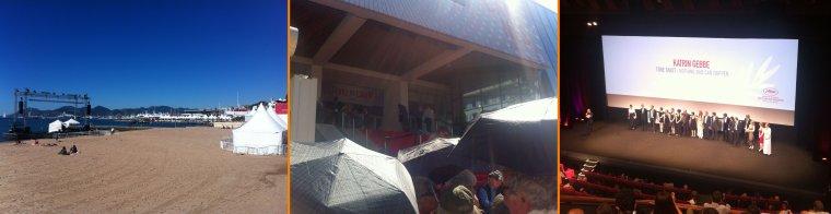 Jeudi 23 mai à #Cannes2013 : pluie de paresoleils