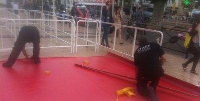 Mardi 17 mai #Cannes 2016, tapis rouge