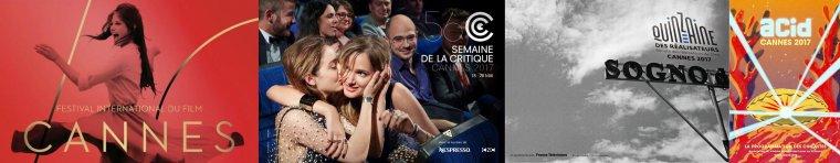 70 ans à #Cannes2017, les affiches
