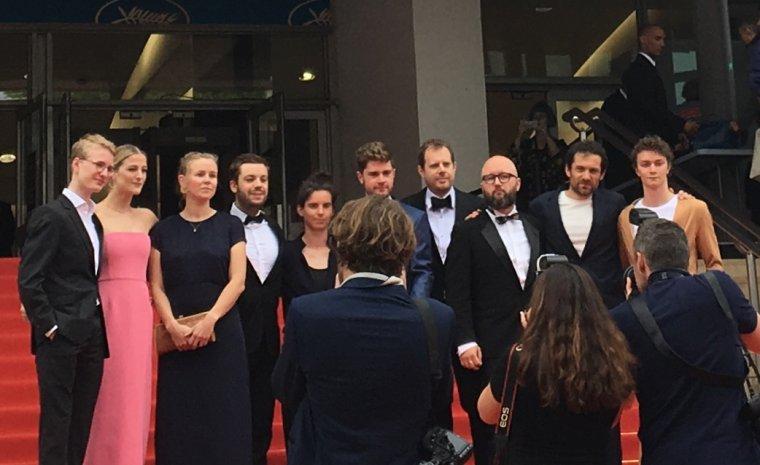 Samedi 12 mai #Cannes2018, mon premier coup de coeur va au film Girl, qui dépeint le parcours d'une adolescente transgenre
