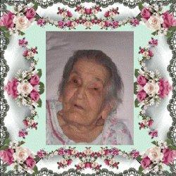 hommage a ma grand mère décédé