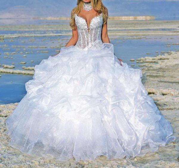 Robe de mariage combien de kiffe