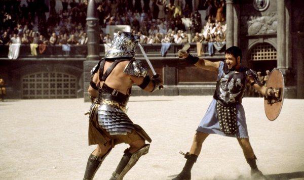 Gladiator (2000) de Ridley SCOTT