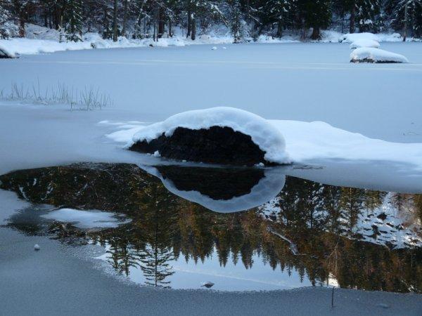 Le Lac Vert ne fait plus de vagues....