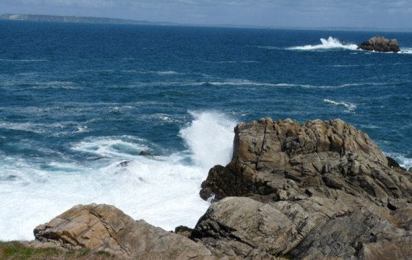 Cap Sizun pointe Finistère