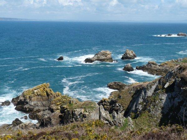 Cap Sizun Pointe du Finistère