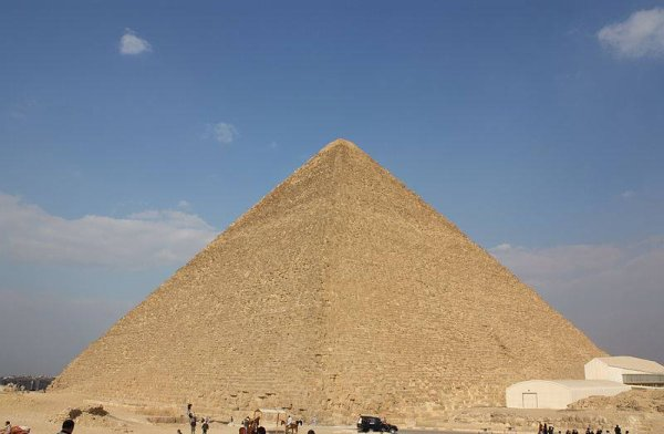 """The Great Pyramid in Giza"".....written by MariaSilkDance"