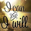 I can and i will...written by MariaSilkDance