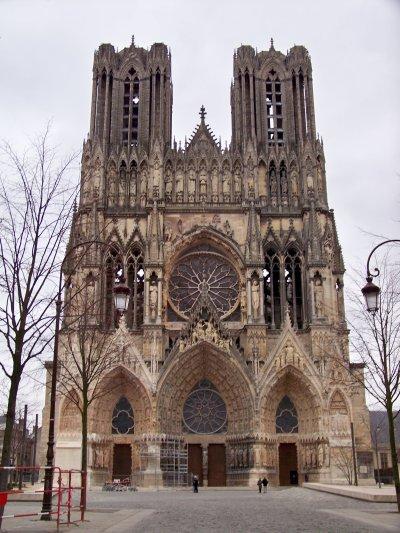 Déplacement à Reims