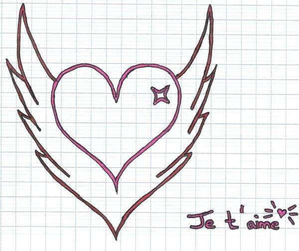 Un coeur, encore xD