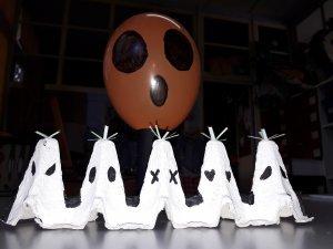 Mes créations d'Halloween pour le boulot