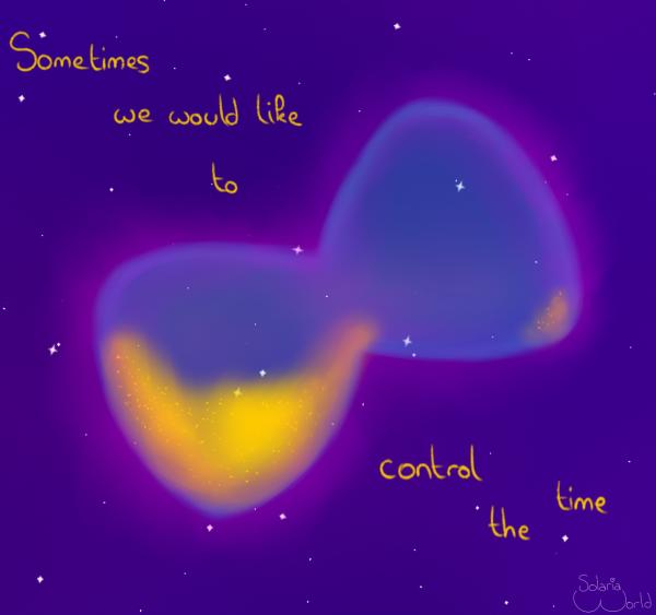 """Thème """"Galaxie / Cosmos"""""""